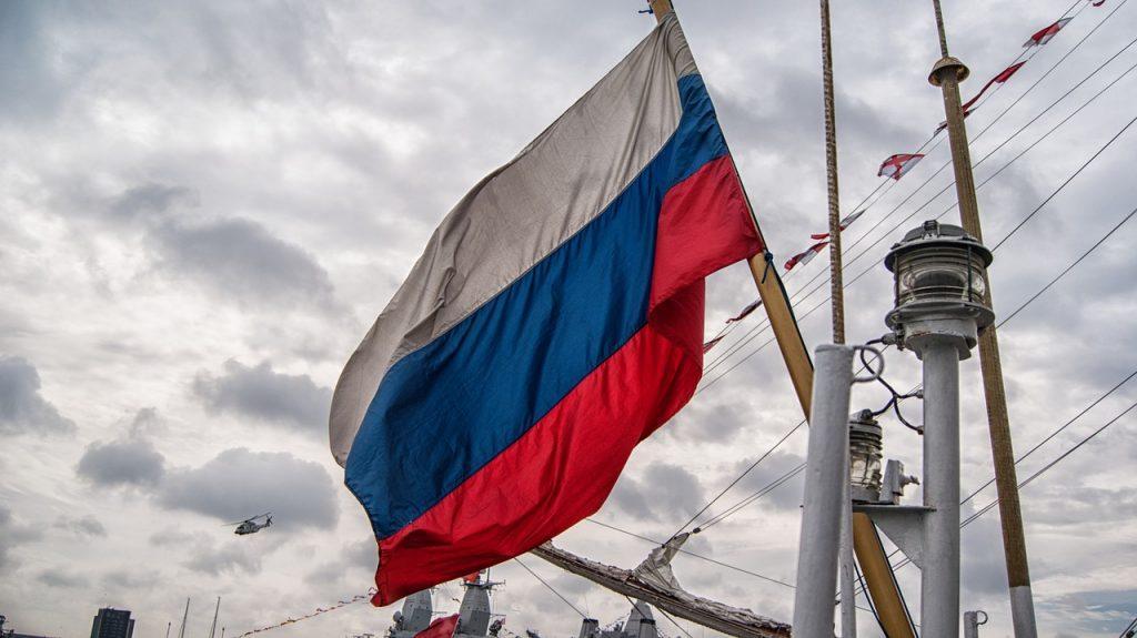 Samoobrona w Rosji - flaga